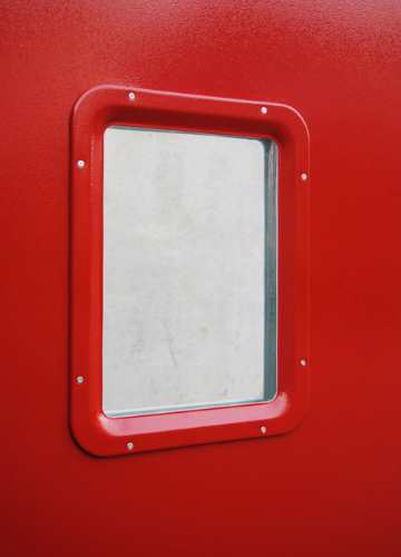 Fire Rated Shaft Doors and Small Size