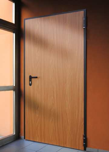 Doors Pvc Coated Imitation Wood, Alu, Stainless S. Fire Rated and Multipurpose